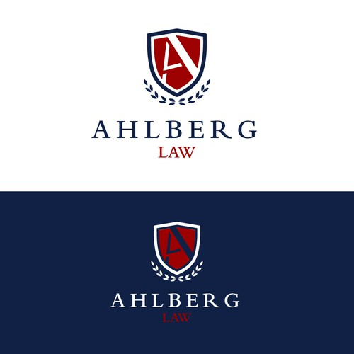 logo Ahlberg Law