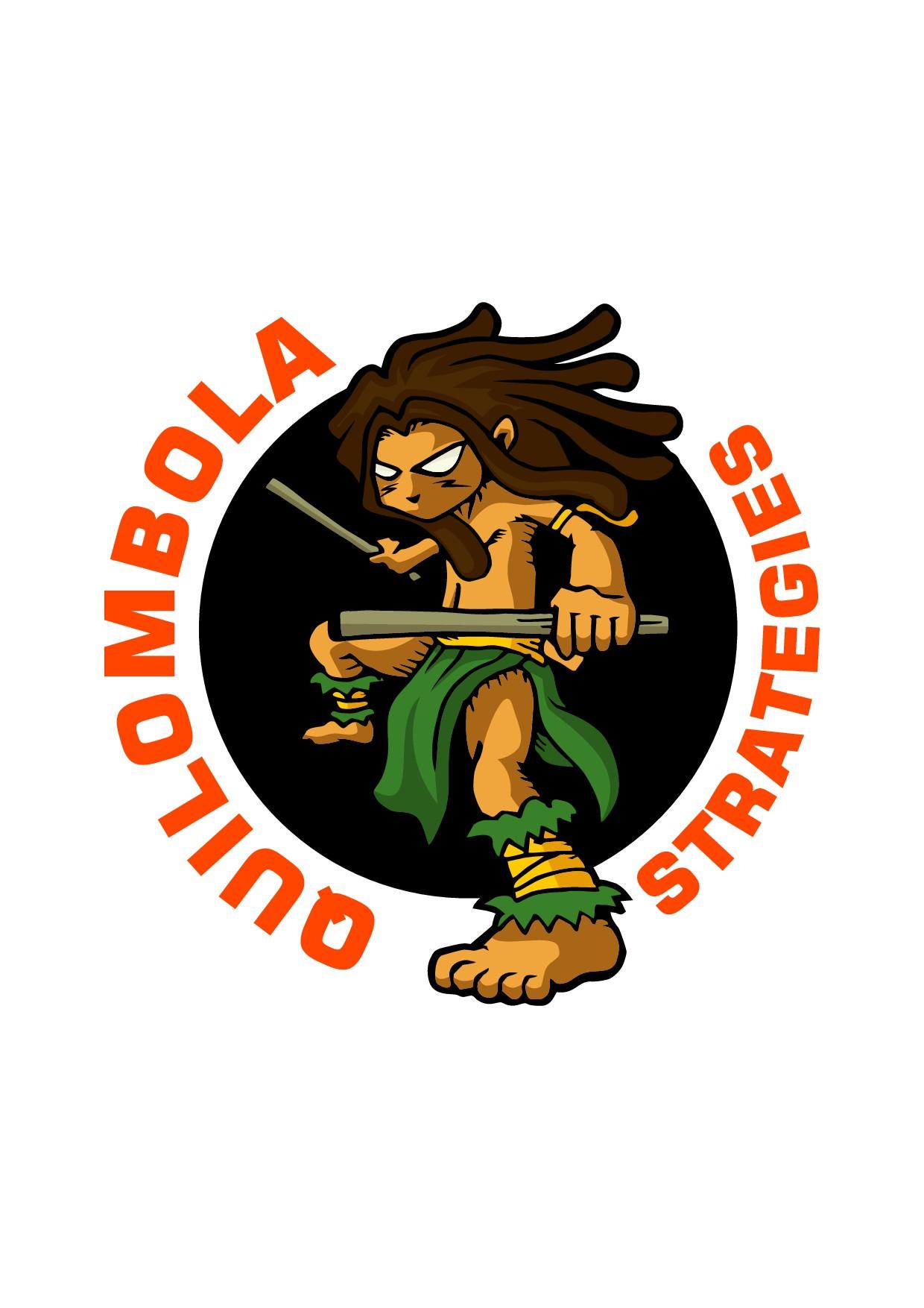 Quilombola Fighting Spirit Logo