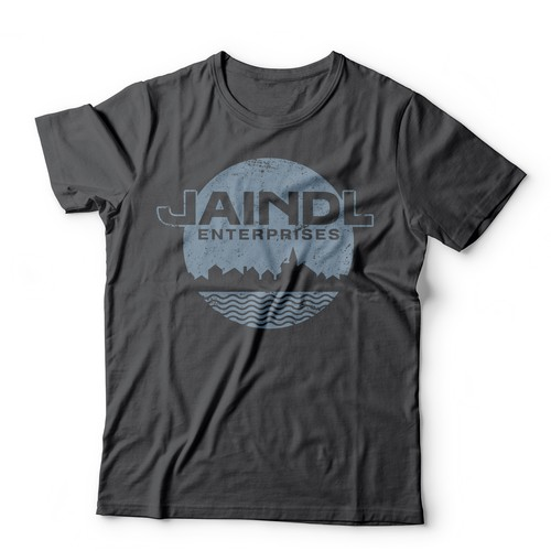 Company T-Shirt to Bring a New Brand To Life