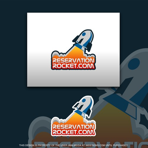 New logo wanted for ReservationRocket.com