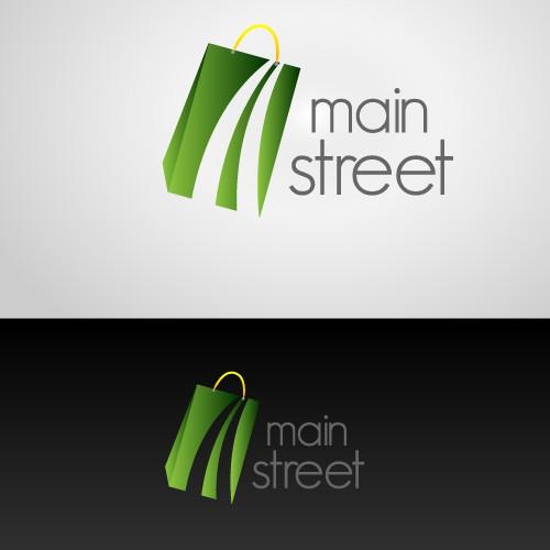 logo for Main Street