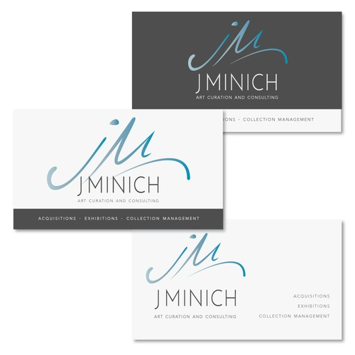 Art curation/consulting for J Minich