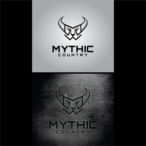 Create a stunning icon for Mythic Country Athletics