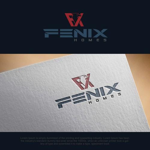 Fenix logo design