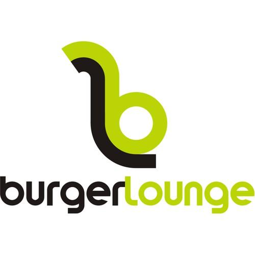"LOGO Design for a Burger Hub called ""BURGER LOUNGE"""