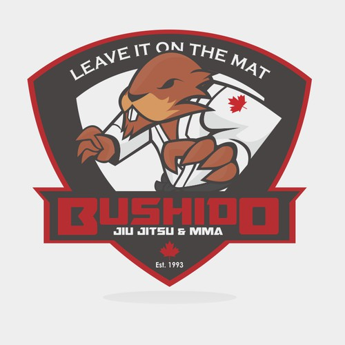 Need a FUN and Modern logo for Jiu Jitsu & MMA School