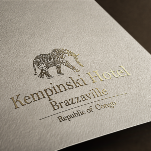 Hotel Kempinski logo design!