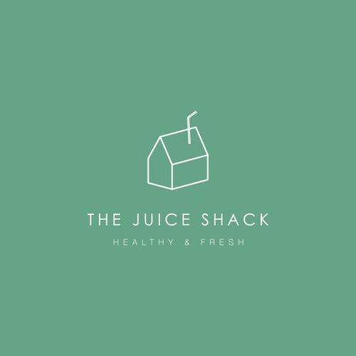 Logo Concept // Juice Shack