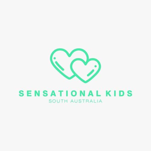 SENSATIONAL KIDS - Concept Logo 01