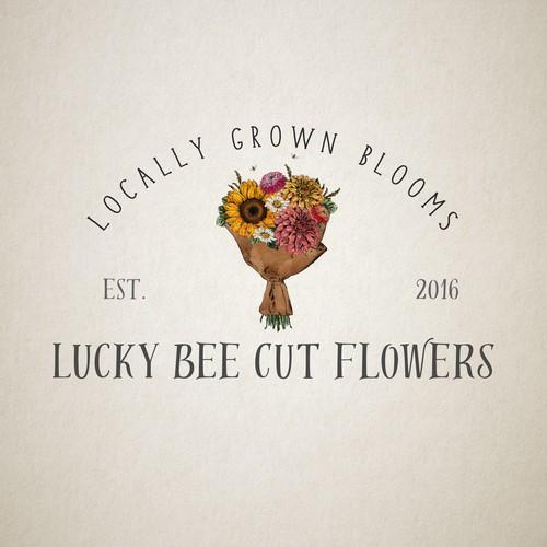 Lucky Bee Cut Flowers