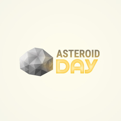 Logo for Asteroid Day