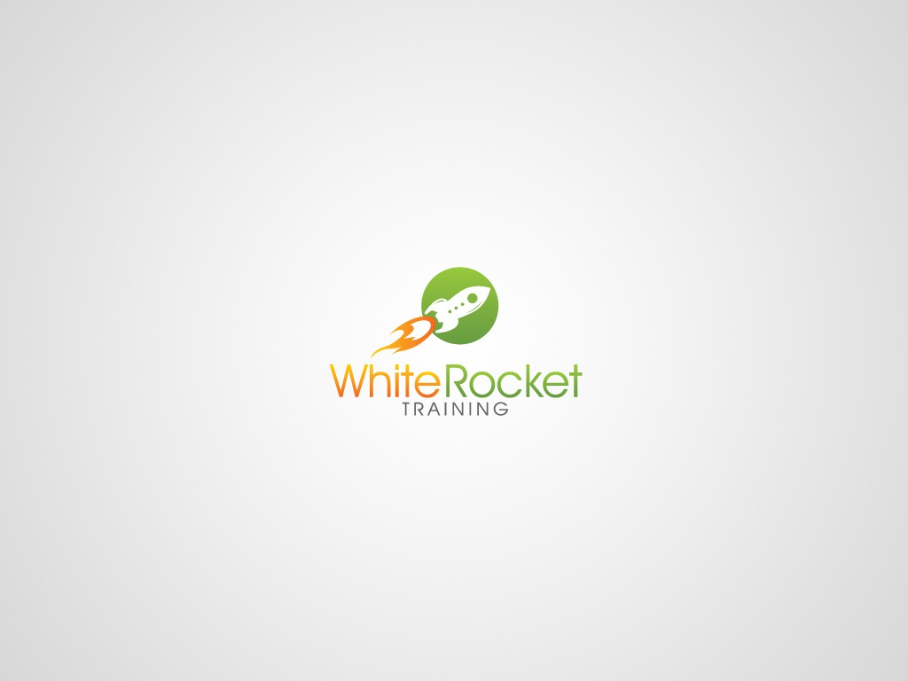 White Rocket Training needs a new logo