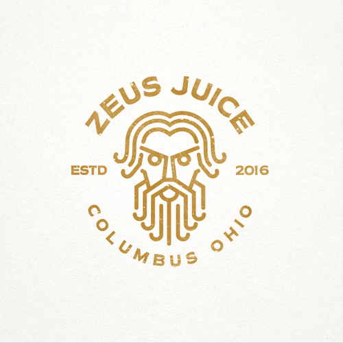 concept logo for juce company