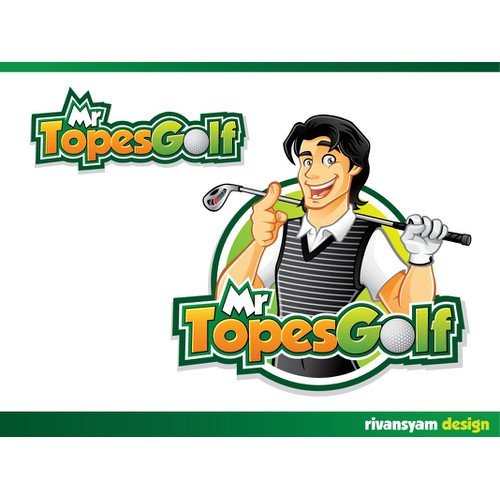 New logo wanted for Mr Topes Golf