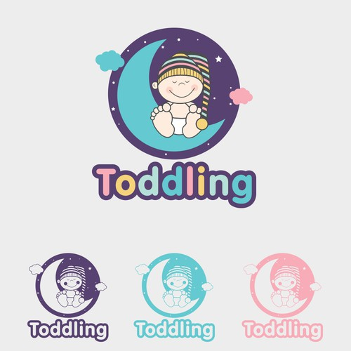 TODDLING