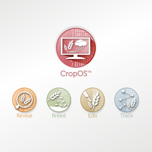 Icons for Agricultural Biosystems Company