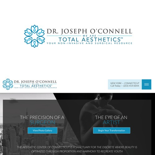 Total Aesthetics - Dr. Joseph O'Connell