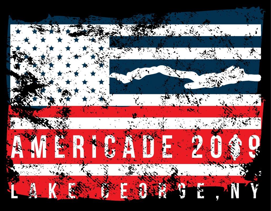 Americana Tshirt for Americade
