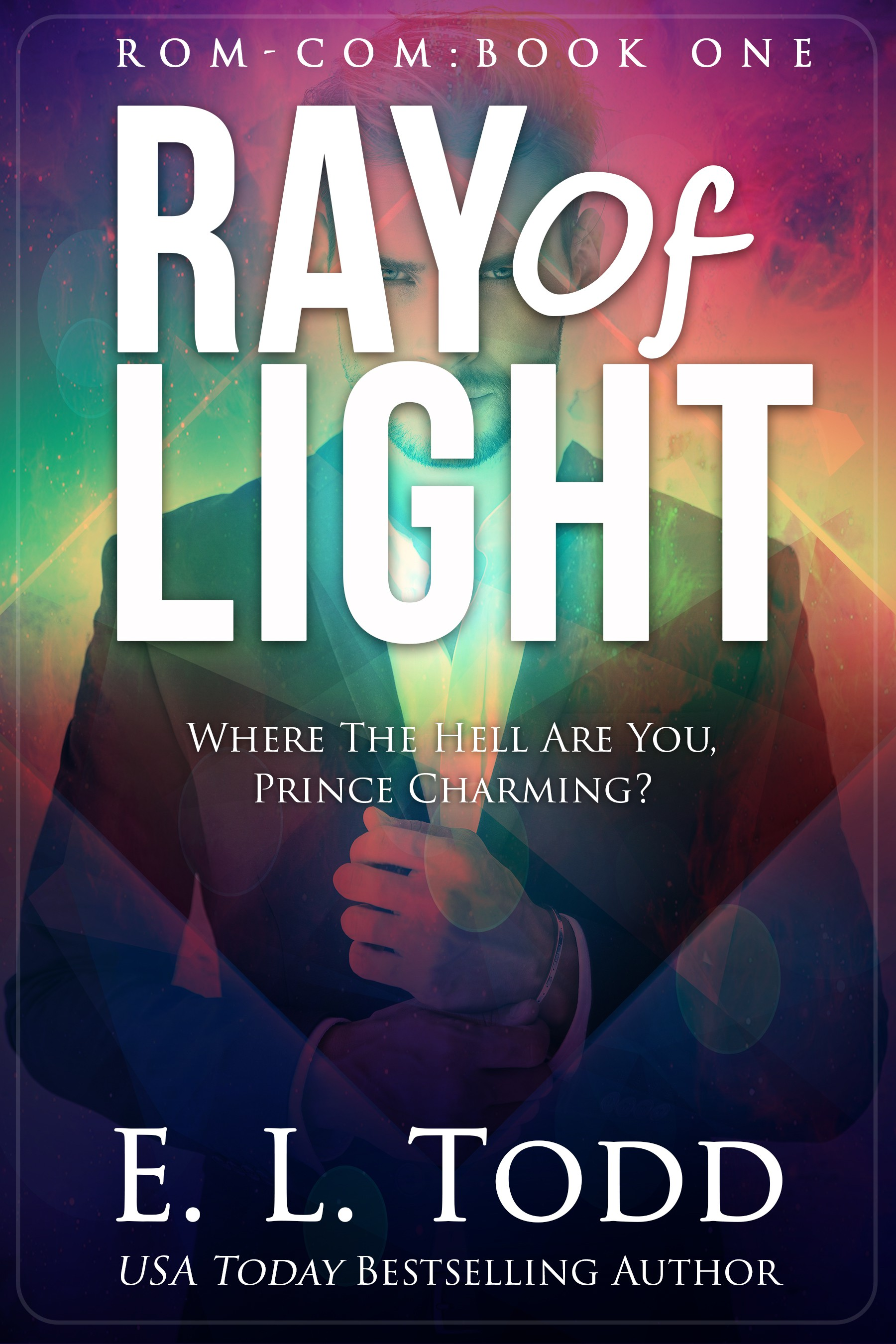 Ray Of Light Book Cover