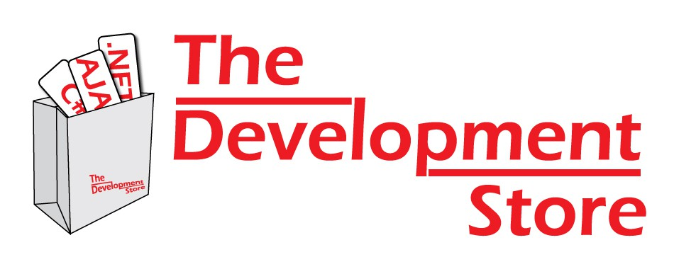 Create the next logo for the development store