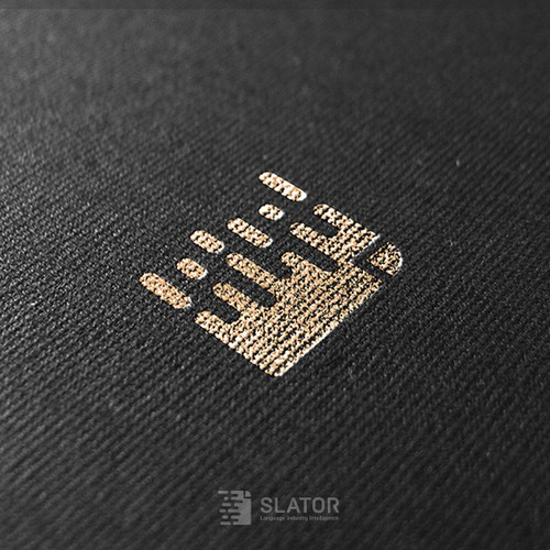 Logo for B2B media outlet - Slator