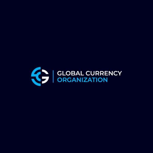 A Simple Blockchain Logo