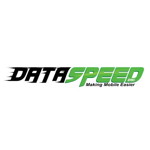 Create the next logo for Dataspeed Inc.