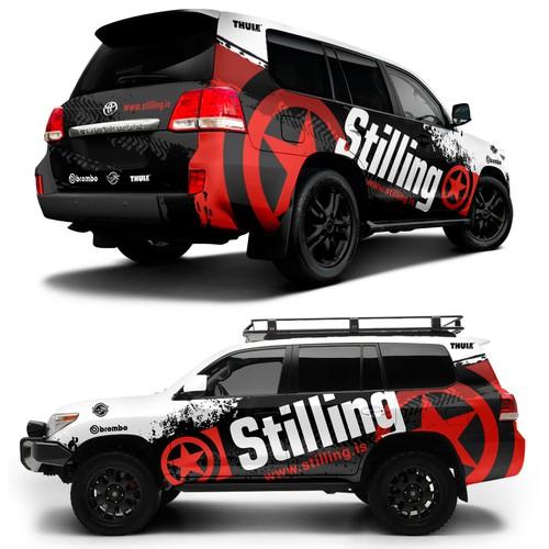 Stilling Adventure 4x4 vehicle