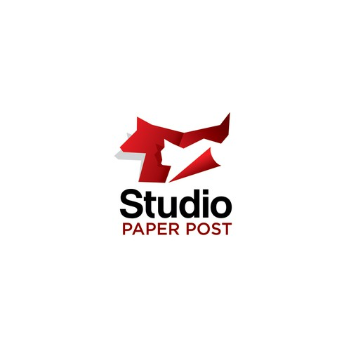 studio paper post logo