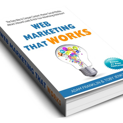 Web Marketing Book cover