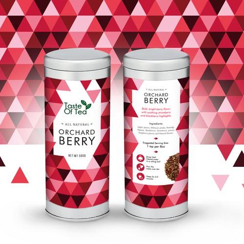 Taste of Tea - Orchard Berry