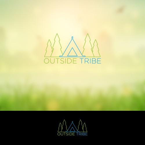 Outdoors/Adventure Brand Logo Design