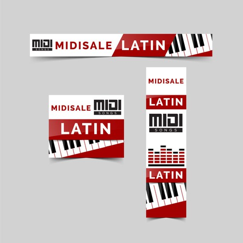 Midisale.com Midi Banner Ads
