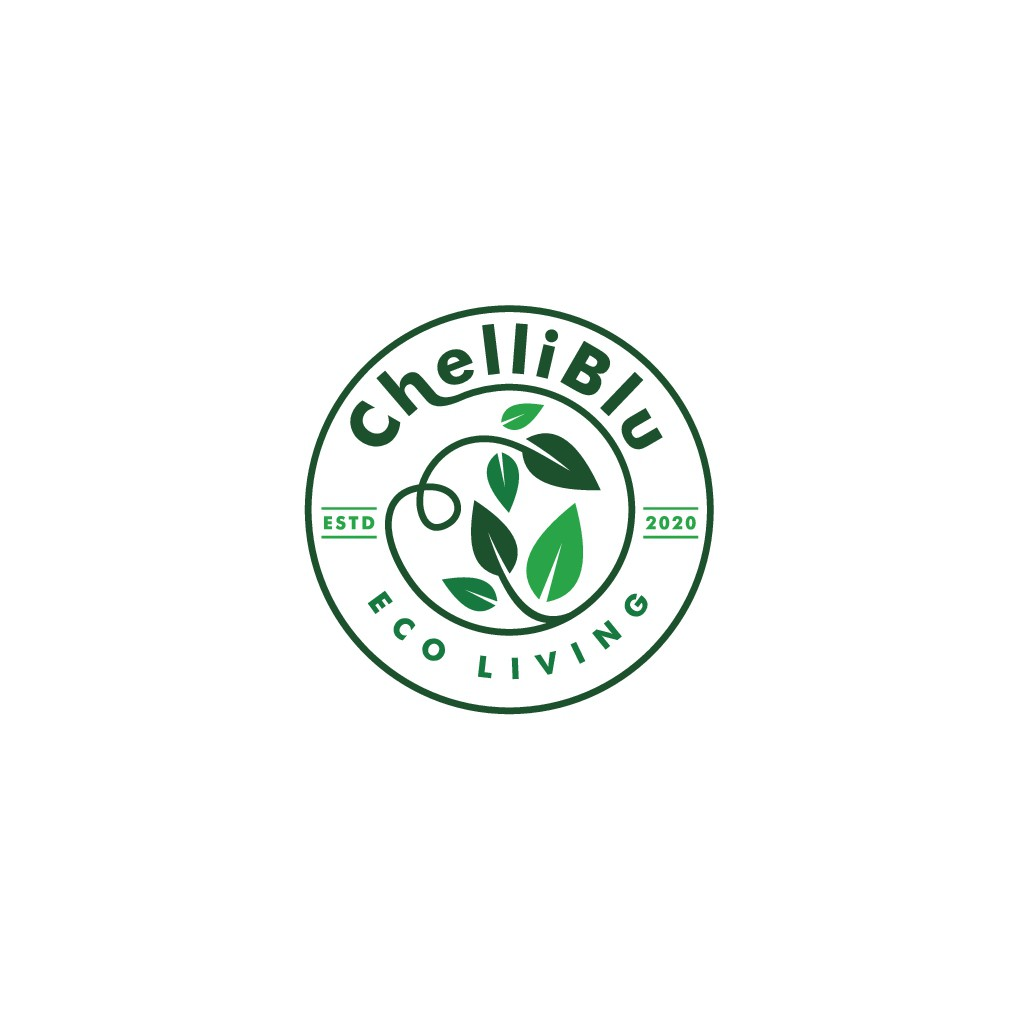 Warm friendly eco natural quality logo that will suit global company