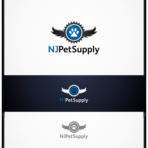 Create a logo for an E-Commerce Based Pet Supply store