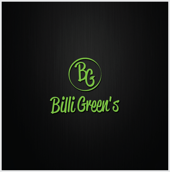 Help Billi Green's with a new logo