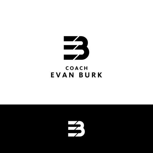 Evan Burk Logo design