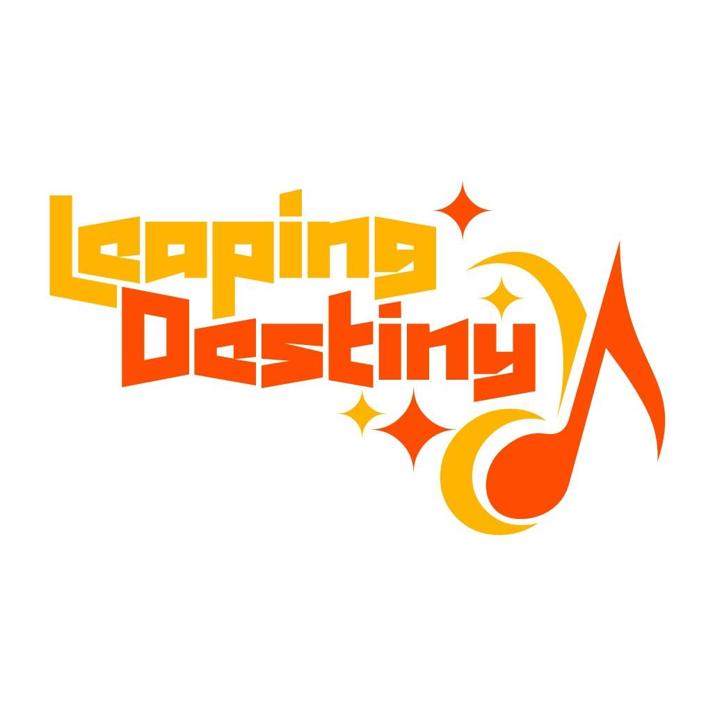 """新感覚リズムゲームのタイトルロゴの制作!遊びのあるデザインを希望します/Title Logo for New Style Rhythm Game """"Leaping Destiny"""""""