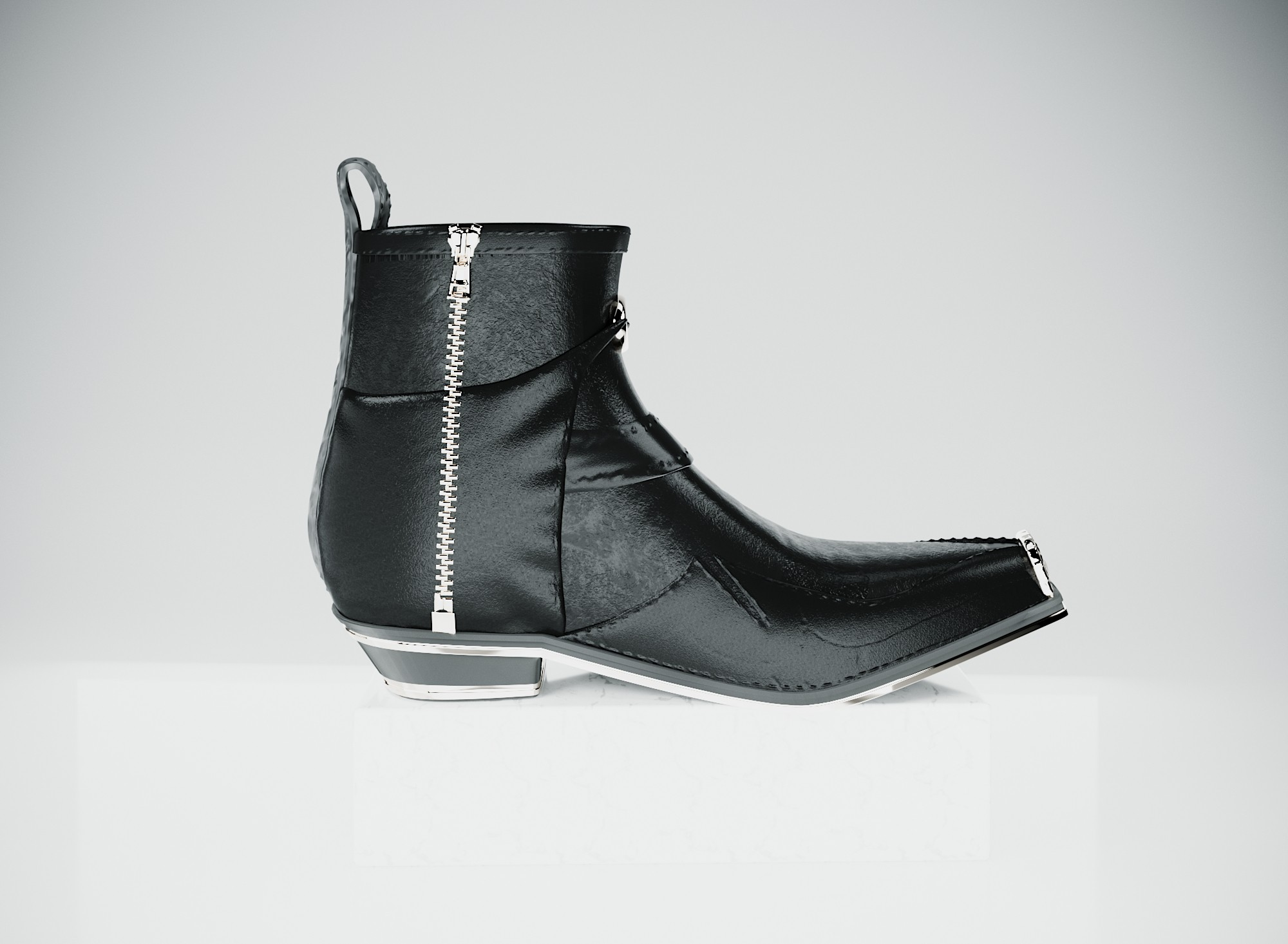 Design Men's Boots That Make Everyone's Eyes Pop Out