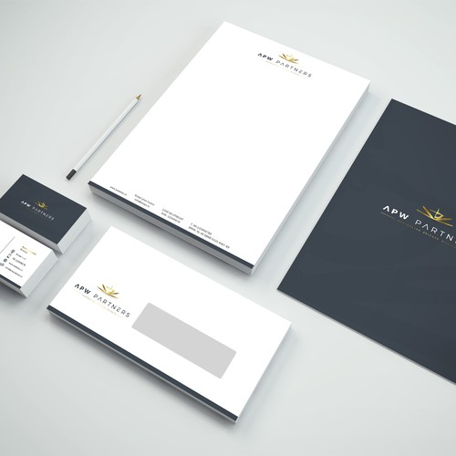 APW Partners Corporate design