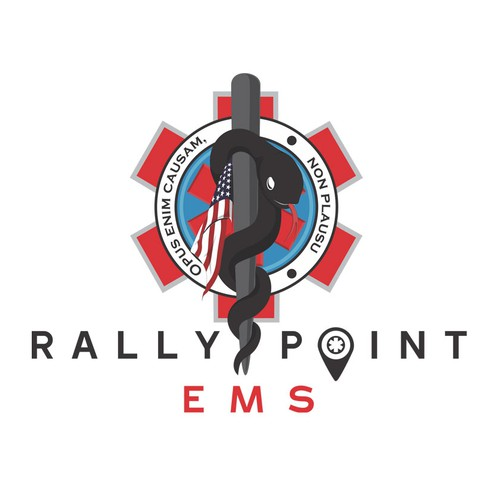 Logo for RallyPoint EMS