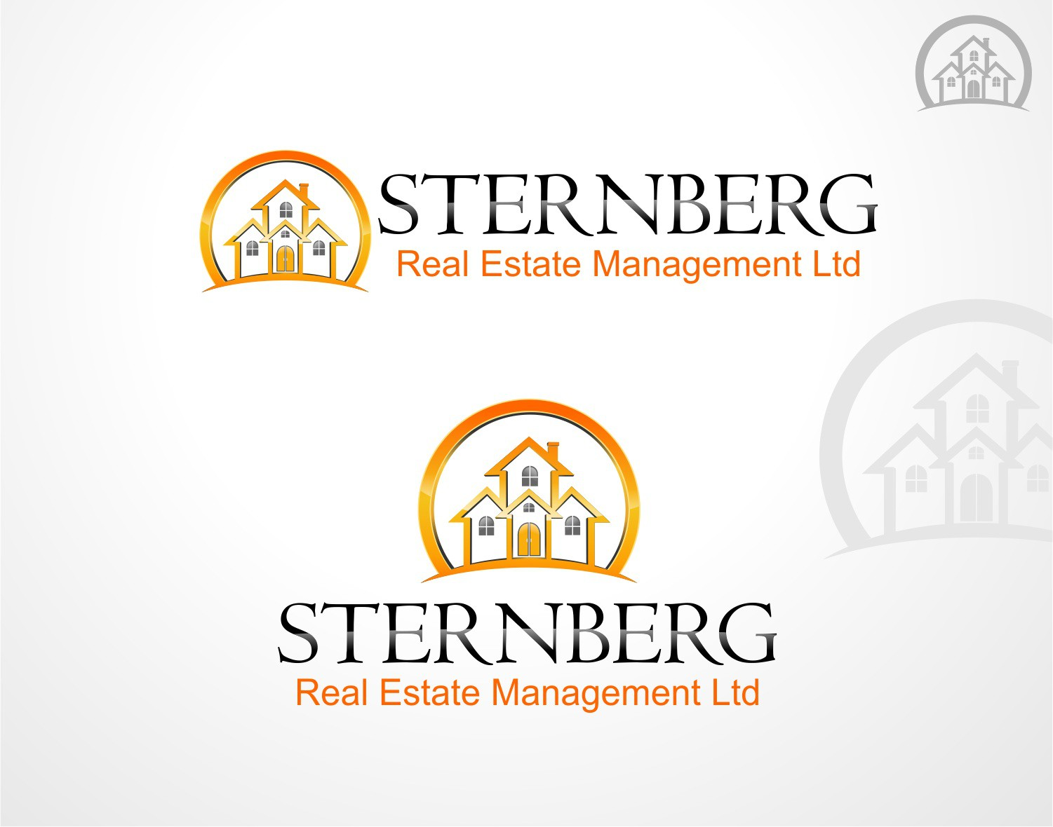 logo for STERNBERG Real Estate Management Ltd
