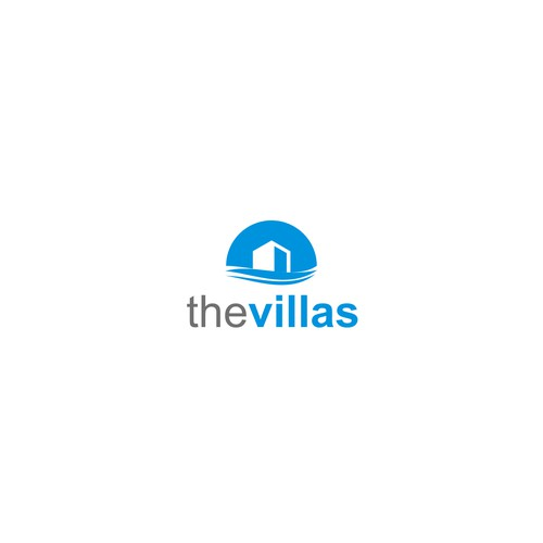 the villas - A modern contemporary logo required! For the modern real estate company