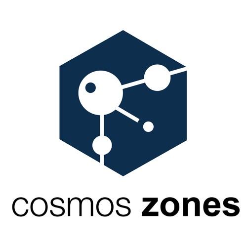 Geometric Logo for Blockchain