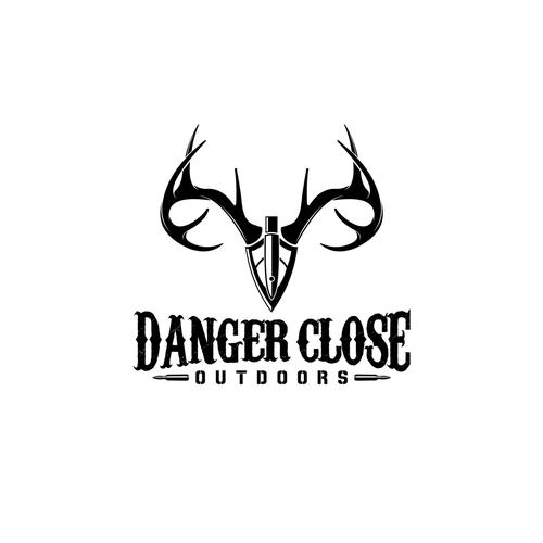 Logo for Danger Close Outdoors