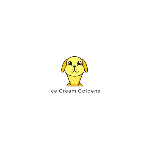 ice cream goldens