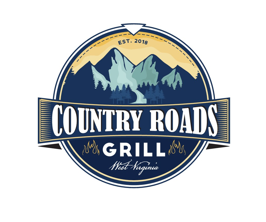Country Roads Grill Logo Contest - West Virginia