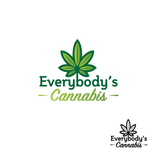 logo contest for everybody's cannabis