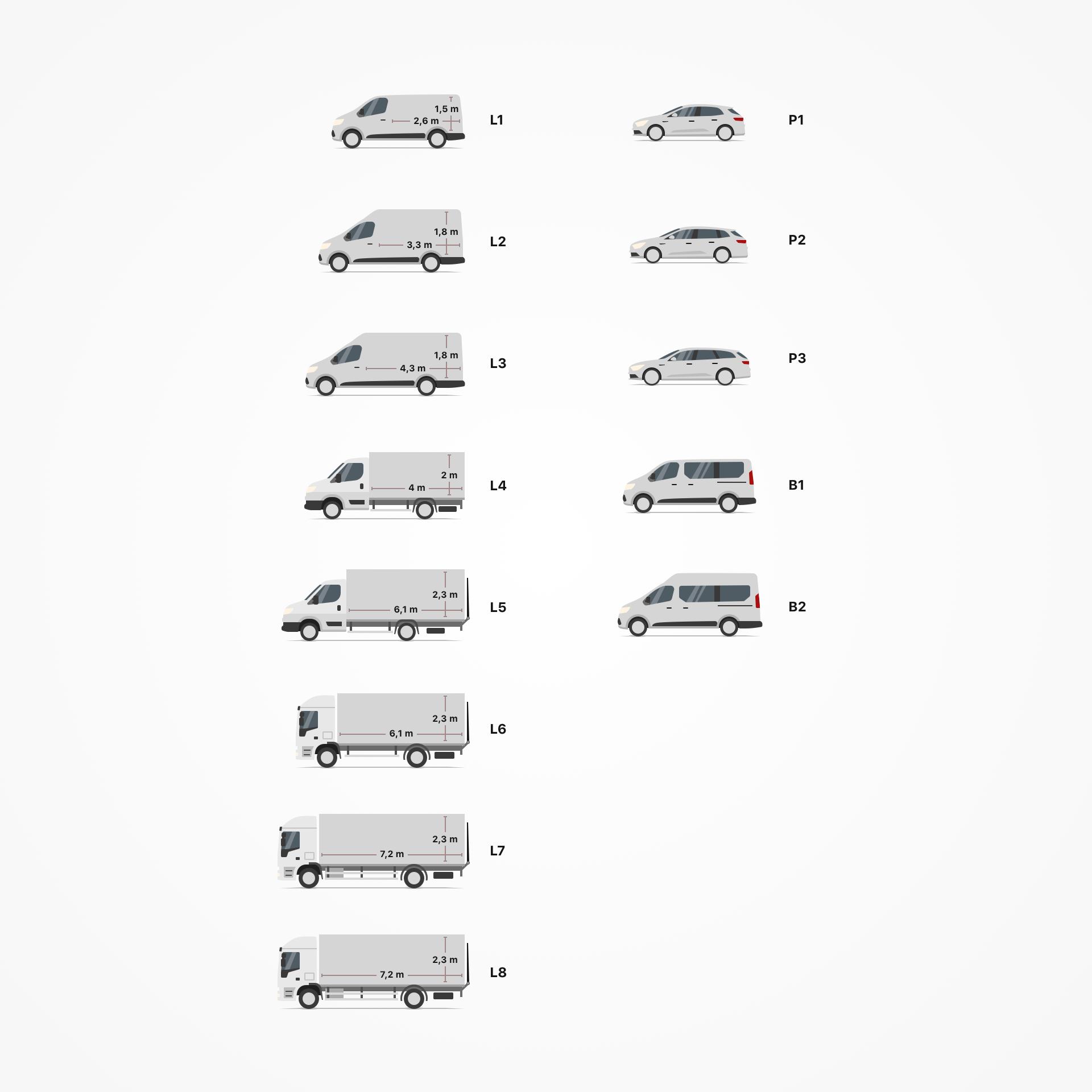 Fahrzeug-Grafiken