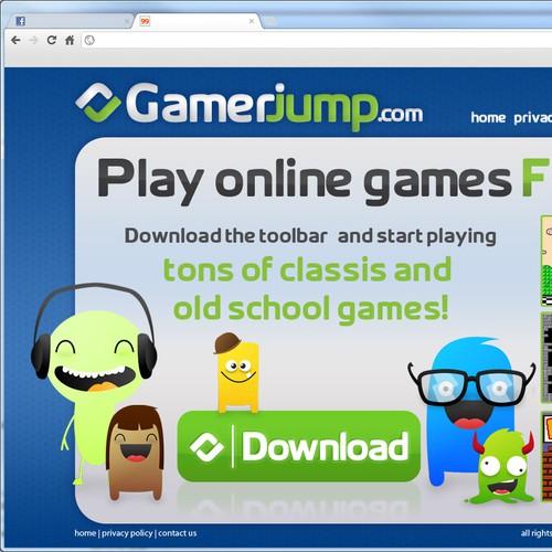 Gamer Jump